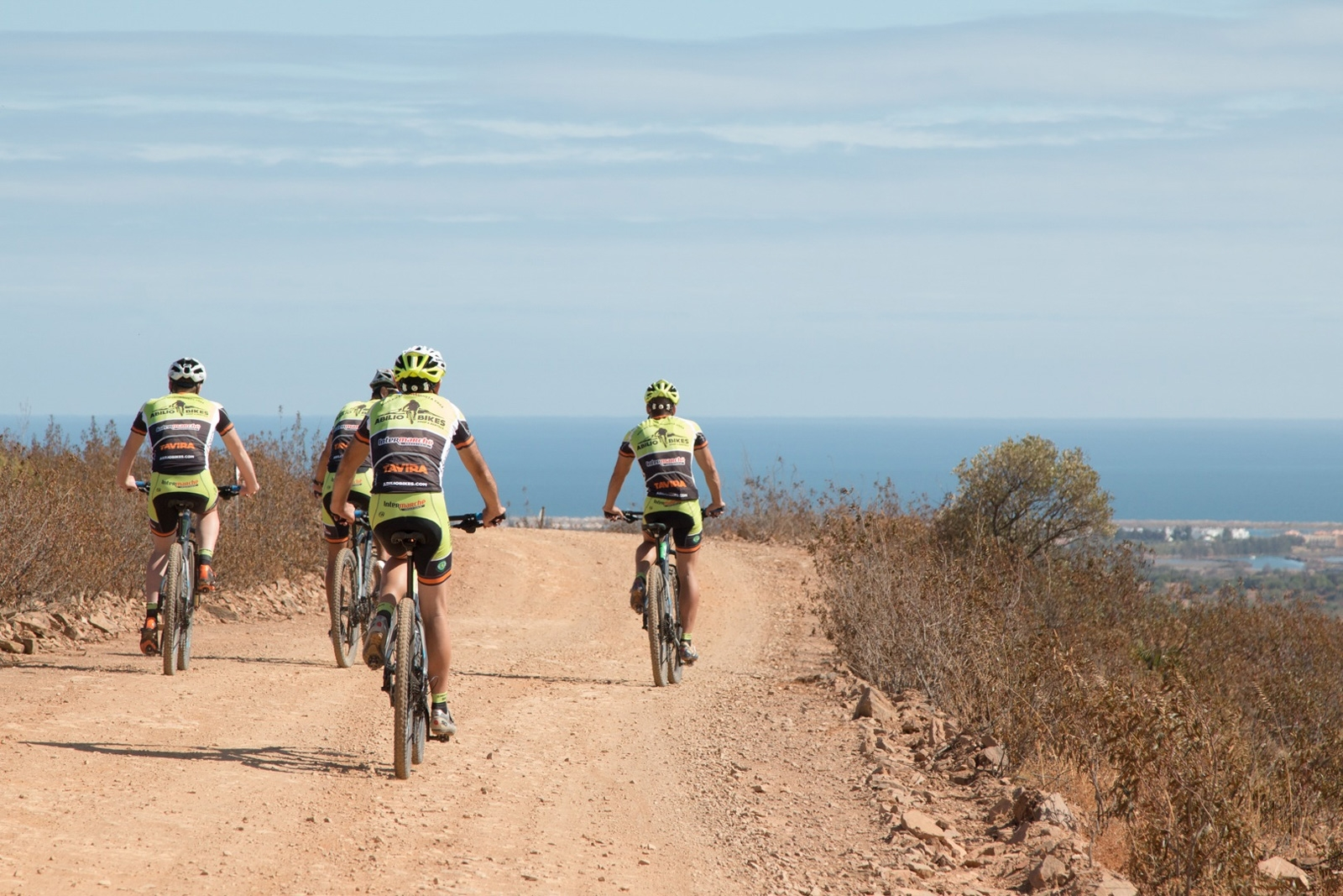 Abilio Bikes: Route of the Eastern Algarve