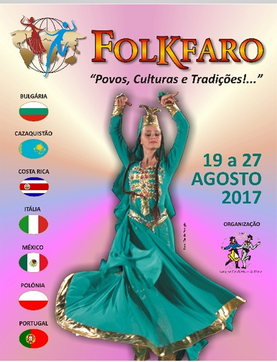 Folkfaro - International Folklore Festival from 19 to 27 of August 2017