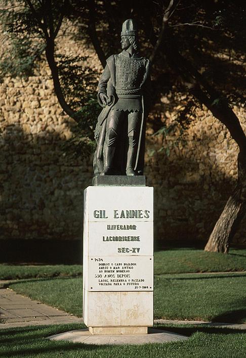 Lagos: Gil Eanes