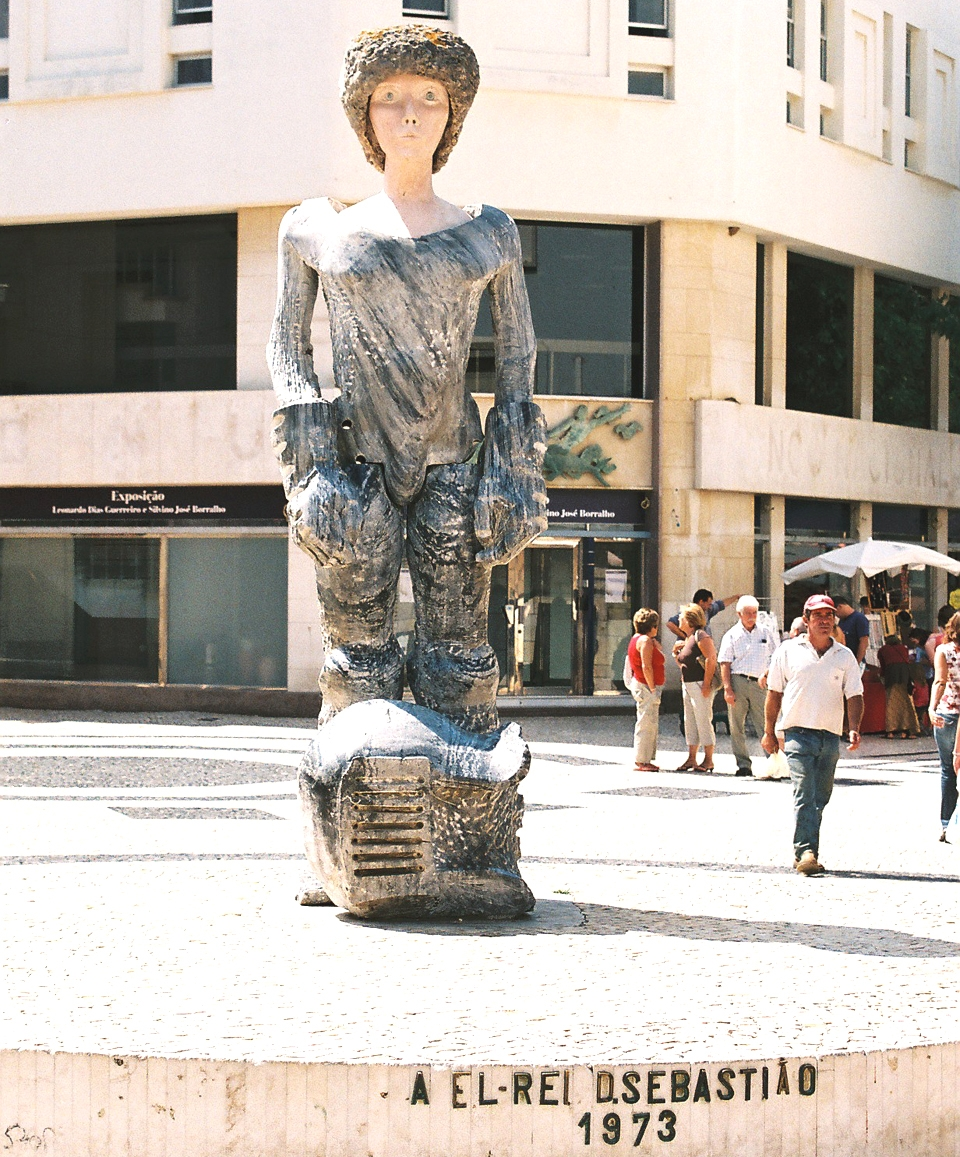 Lagos: Rei D. Sebastião