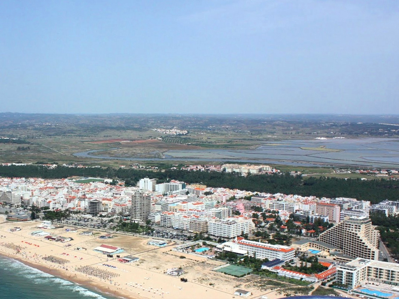 Eastern Algarve: Monte Gordo