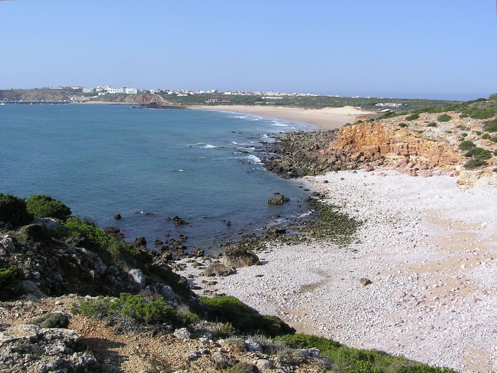Sagres: Praia do Martinhal