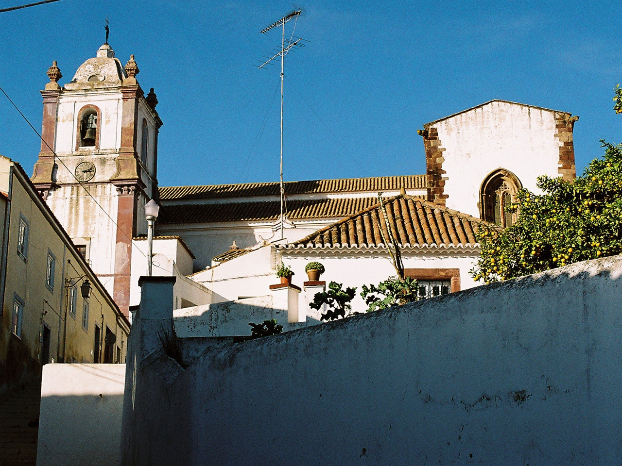 Silves: Episcopal Cathedral