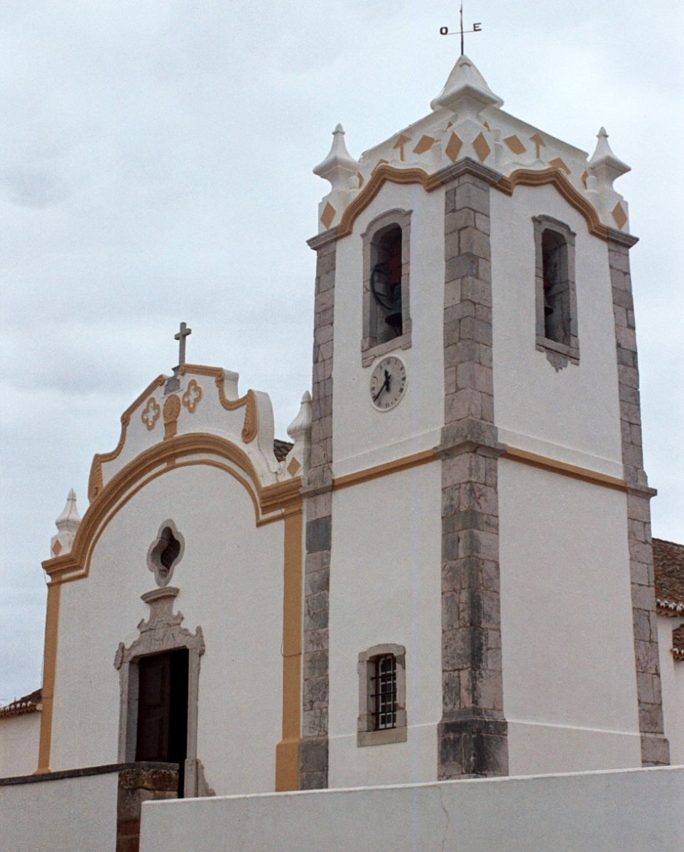 Vila do Bispo: Parish Church